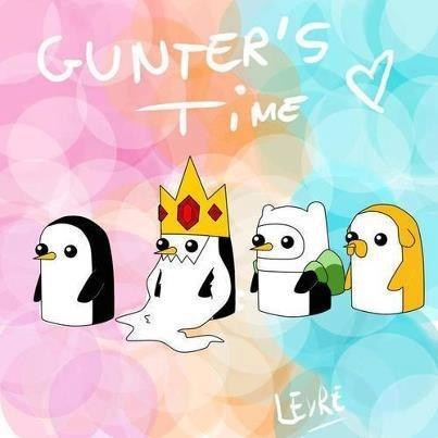 Gunther's Time