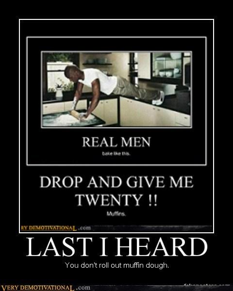 LAST I HEARD