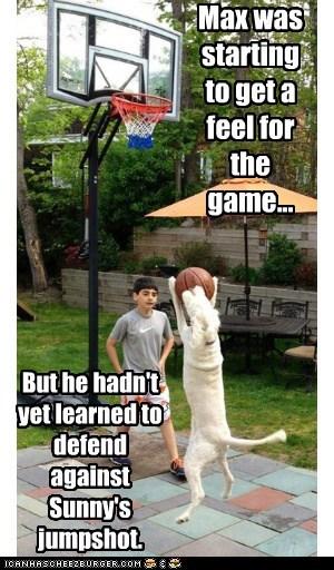 It's a tough game...