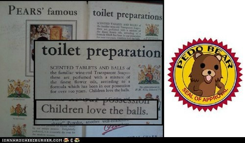 Who knew cleaning the toilet was such wholesome family fun!