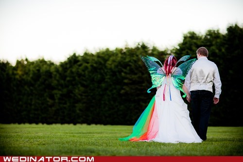 Very Fairy Wedding