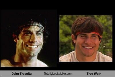 trey weir,john travolta,actor,TLL,funny
