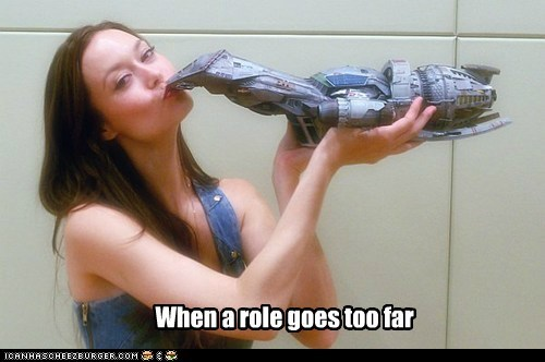 too far,river tam,serenity,model,kissing,Firefly,summer glau