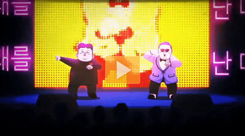 Kim Jong Un Is a Much Better Dancer Than Psy