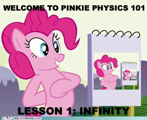 Pinkie Pie the Science Guy