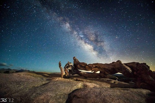 Starry Skies in Yosemite