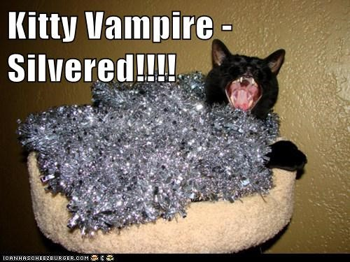 Kitty Vampire - Silvered!!!!