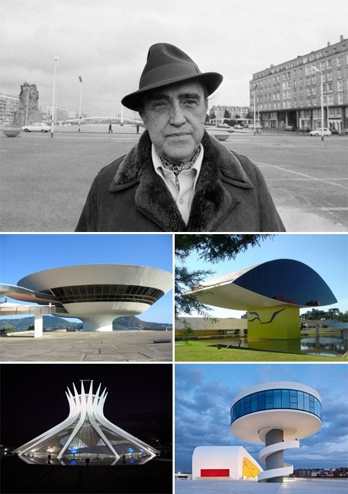 Farewell of the Day: Oscar Niemeyer