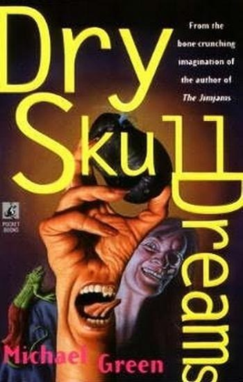 WTF Sci-Fi Book Covers: Dry Skull Dreams