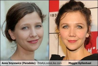 Anna Grycewicz Totally Looks Like Maggie Gyllenhaal