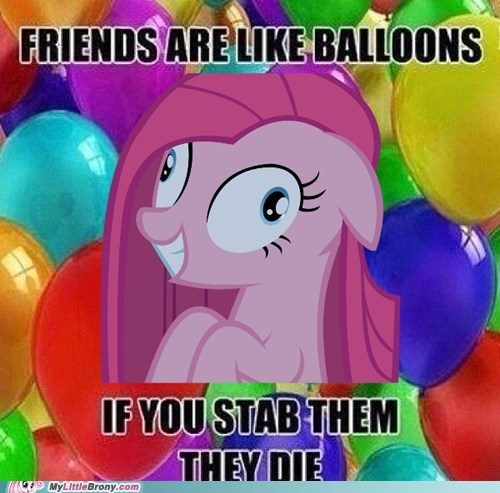 My Friends Are Balloons