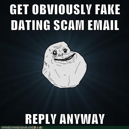 GET OBVIOUSLY FAKE DATING SCAM EMAIL  REPLY ANYWAY