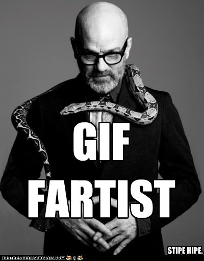 GIF FARTIST