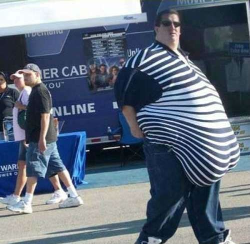 Horizontal Stripes?