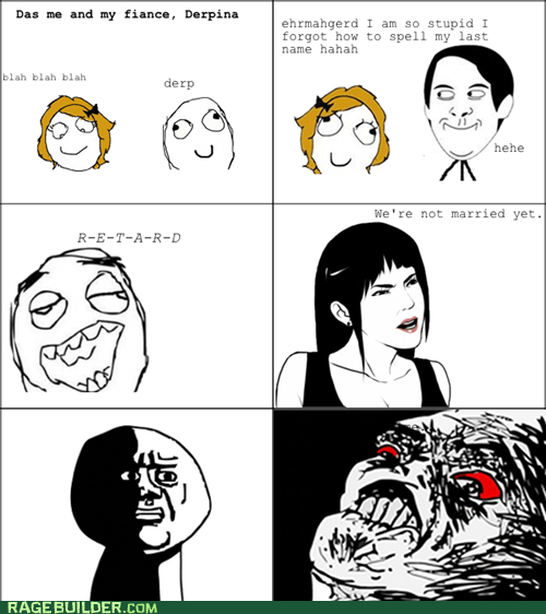 Rage Comics - troll - Express Your Rage - rage comics - Cheezburger