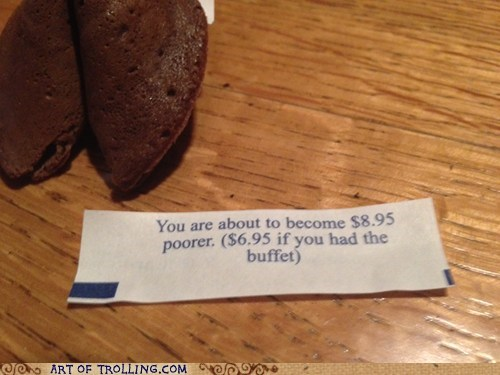 The cookie knows all