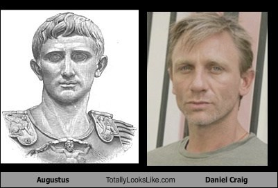 Augustus Totally Looks Like Daniel Craig
