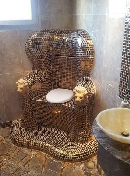 Giving the Porcelain Throne an Upgrade