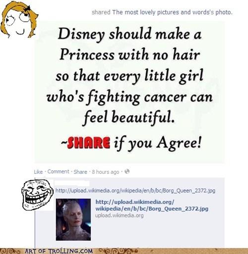 Princesses Become Queens Eventually