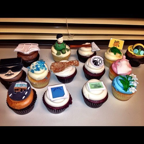 Breaking Bad Cupcakes