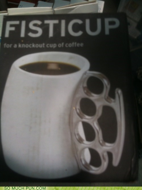 For a Knock-Out Cup of Coffee