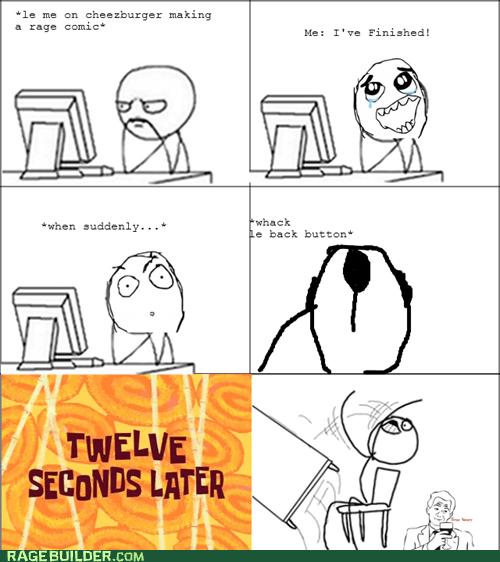 Rage Comic Rage