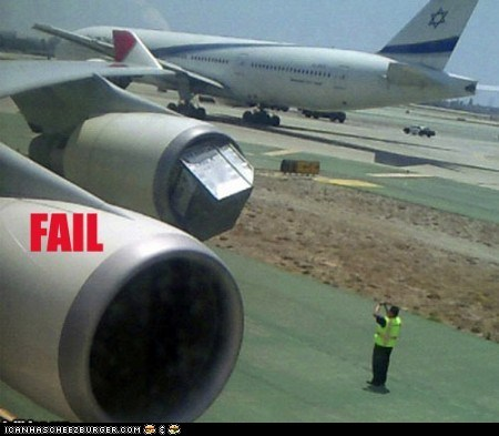 Baggage FAIL