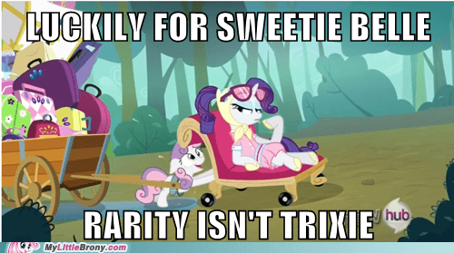 trixie,Sweetie Belle,rarity