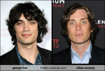 George Finn Totally Looks Like Cillian Murphy