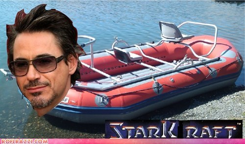 tony stark,star craft,avengers