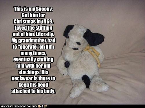 RBJ's Snoopy