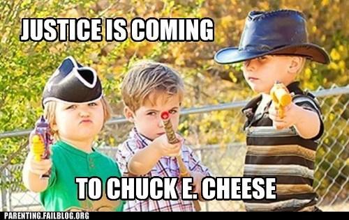 chuck e cheese,justice