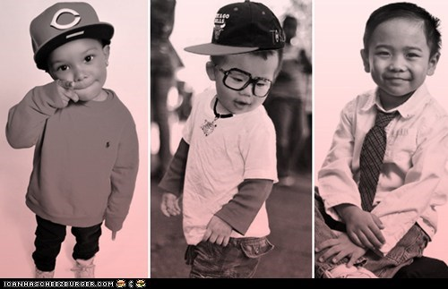 10 Style Choices Only Kids Can Pull Off
