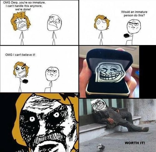 i win,trolled,ring,proposing,dating fails,g rated