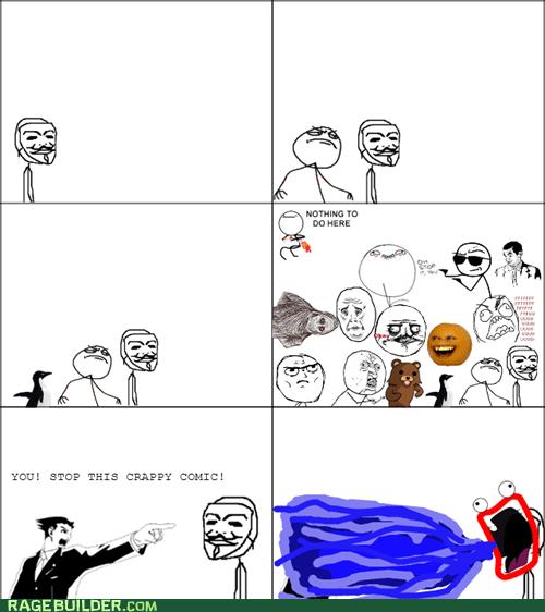 The worst RageComic ever