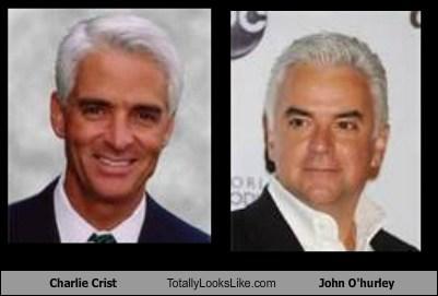 Charlie Crist Totally Looks Like John O'hurley