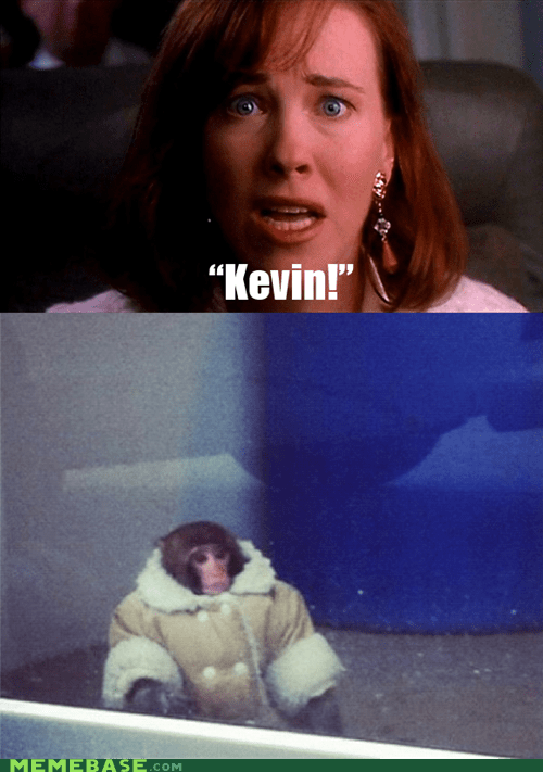 Home Alone,ikea monkey,movies,forgotten,monkeys,captions,kevin