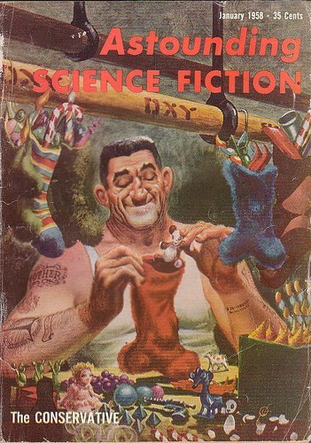 WTF Sci-Fi Book Covers: Astounding Science Fiction