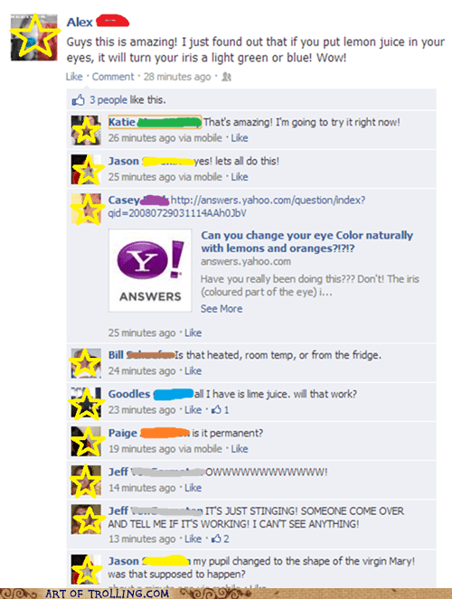 comments,eyes,facebook,lemon