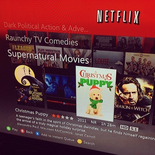 How Supernatural of You, Netflix