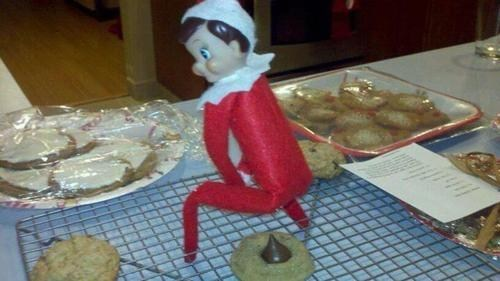 Makin' Xmas Cookies With Granny