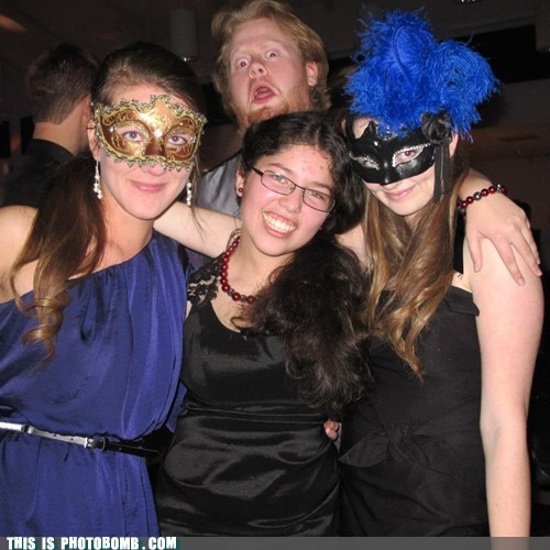 ginger,friends,girls,masquerade party