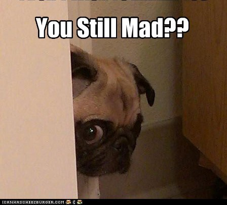 You Still Mad??