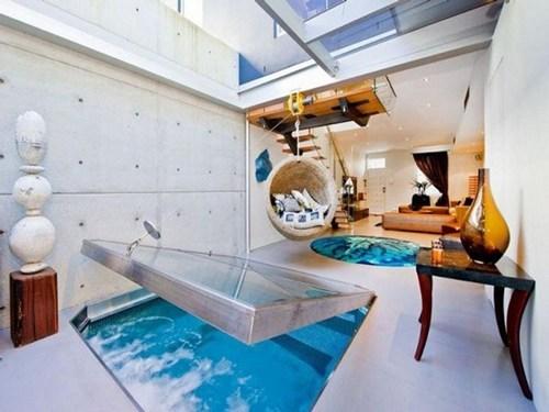 interior,design,pool,bachelor pad