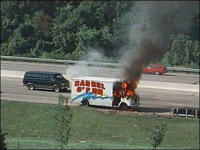 explosion,fire,cars,irony