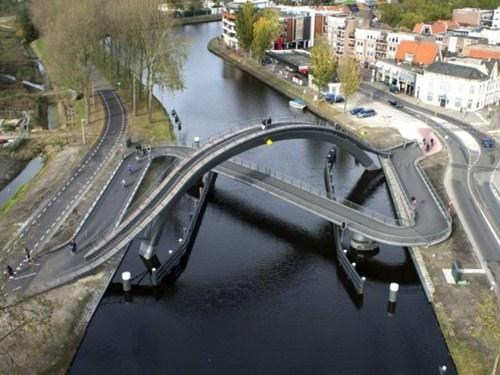 The Twists and Turns in Purmerend, Netherlands