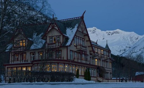 A Hotel in Coastal Norway, For Lovers of History