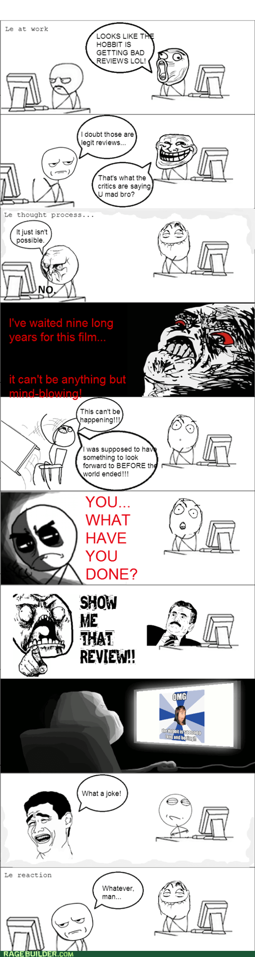 computer soon,review,table flip,work,Movie,what have you done,The Hobbit,troll face,omg