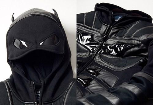 Marc Ecko Releases a Batman Hoody?