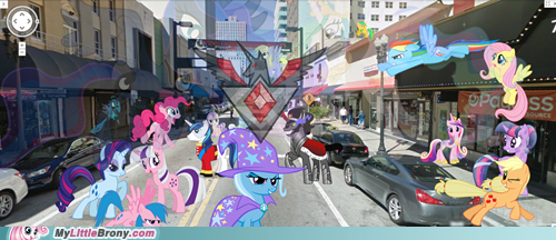 welcome to BronyTown